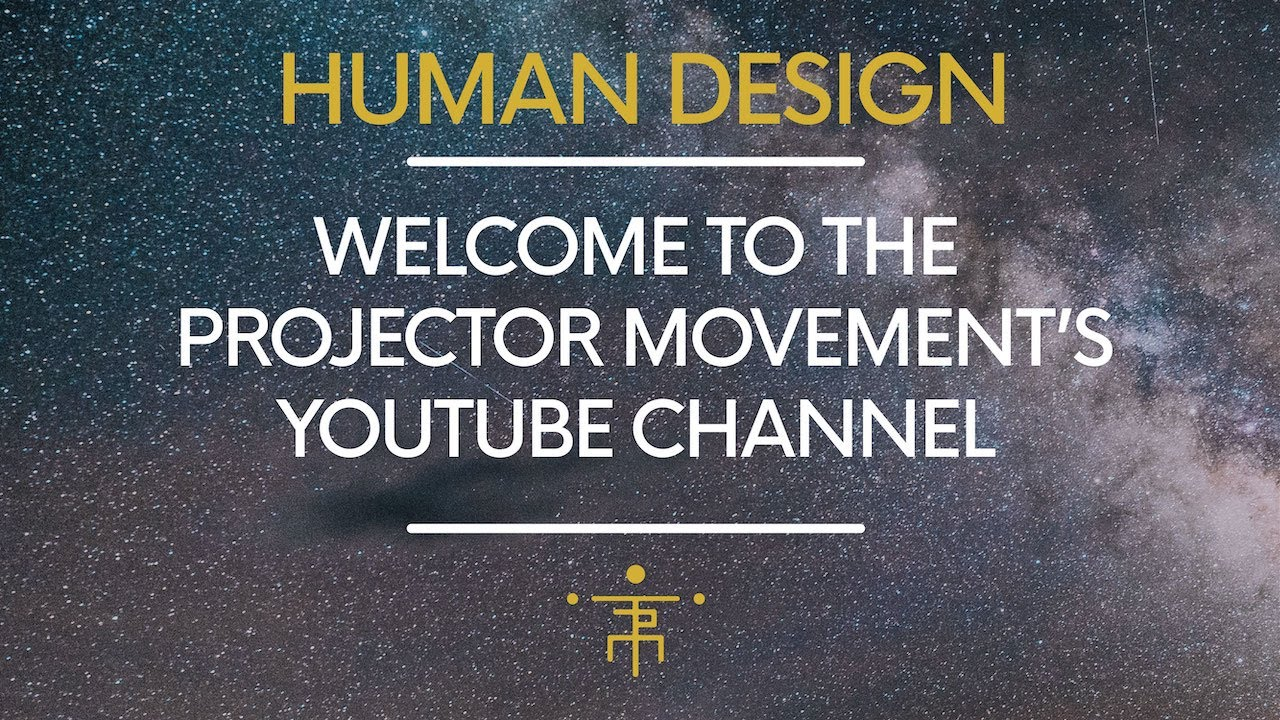 Welcome To The Projector Movement's YouTube Channel