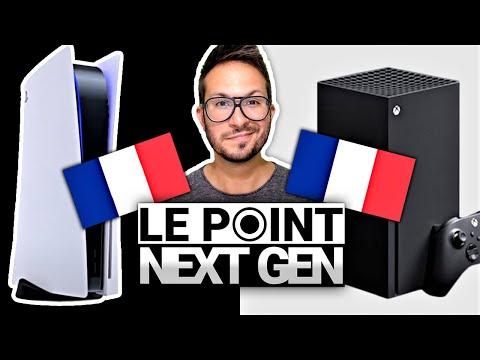 PS5 vs Xbox Series X en France 🇫🇷  + grosses infos (jeux, jaquette, SSD, sondage) Le Point Next Gen