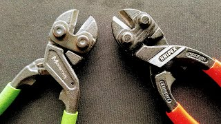 Knipex v. Monster: Who Makes the BEST Mini Bolt Cutter?