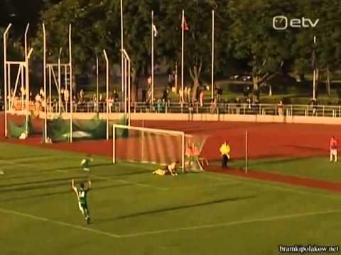 Levadia 1:0 Wisla Krakow 2009