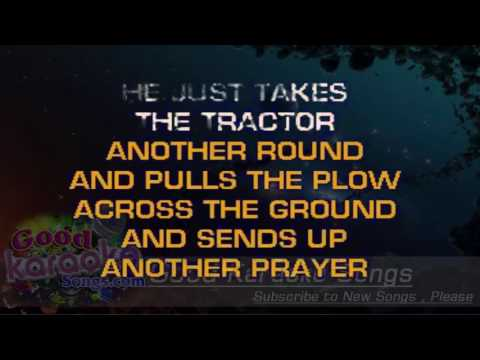 Amarillo Sky -  Jason Aldean (Lyrics Karaoke) [ goodkaraokesongs.com ]