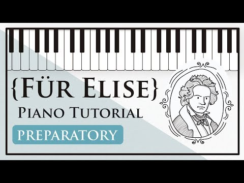 How to Play Für Elise - Super Easy Piano Tutorial - Hoffman Academy