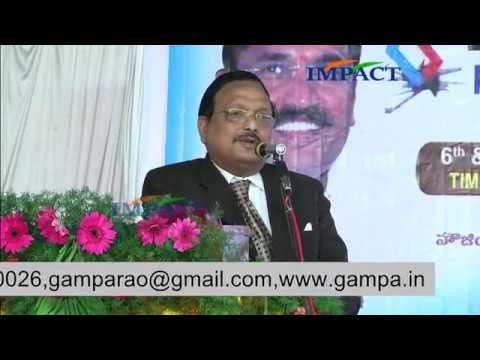 Time & Life Management by Yandamuri Veerendranath IMPACT Kamareddy  2017