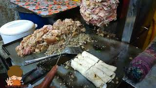 Chicken Shawarma | Kurkure Chicken Shawarma | Friends Mr. Shawarma