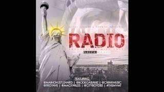 BANNED FROM RADIO (Instrumental) Ft. Maino, Bodega Bamz, Chinx, Troy Ave, Mack Wilds, City Boy Dee