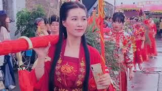 Publication Date: 2021-02-01 | Video Title: 實拍潮州潮陽傳統民俗,這樣的場景恐怕過年再也見不到了,真是仙
