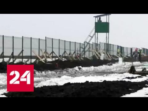 "Киев замораживает проект ""Стена"""