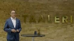 Yhtiökokous 18.5.2020: Toimitusjohtajan katsaus, Robin Lindahl