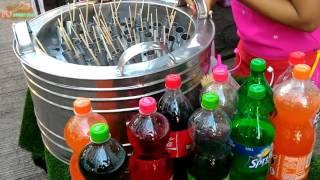 Street food SODA POP ICE-CREAM @Phu...