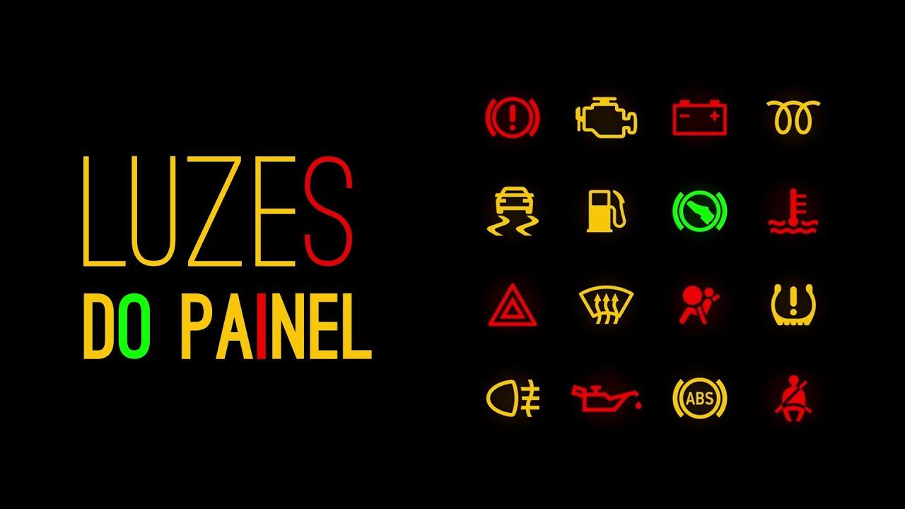 Voc 234 Conhece As Luzes Do Painel Do Seu Carro Icarros