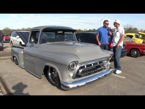 1957 Chevy Apache Build