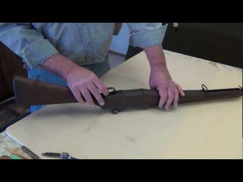M1 Garand Lesson Bolt assembly | Doovi