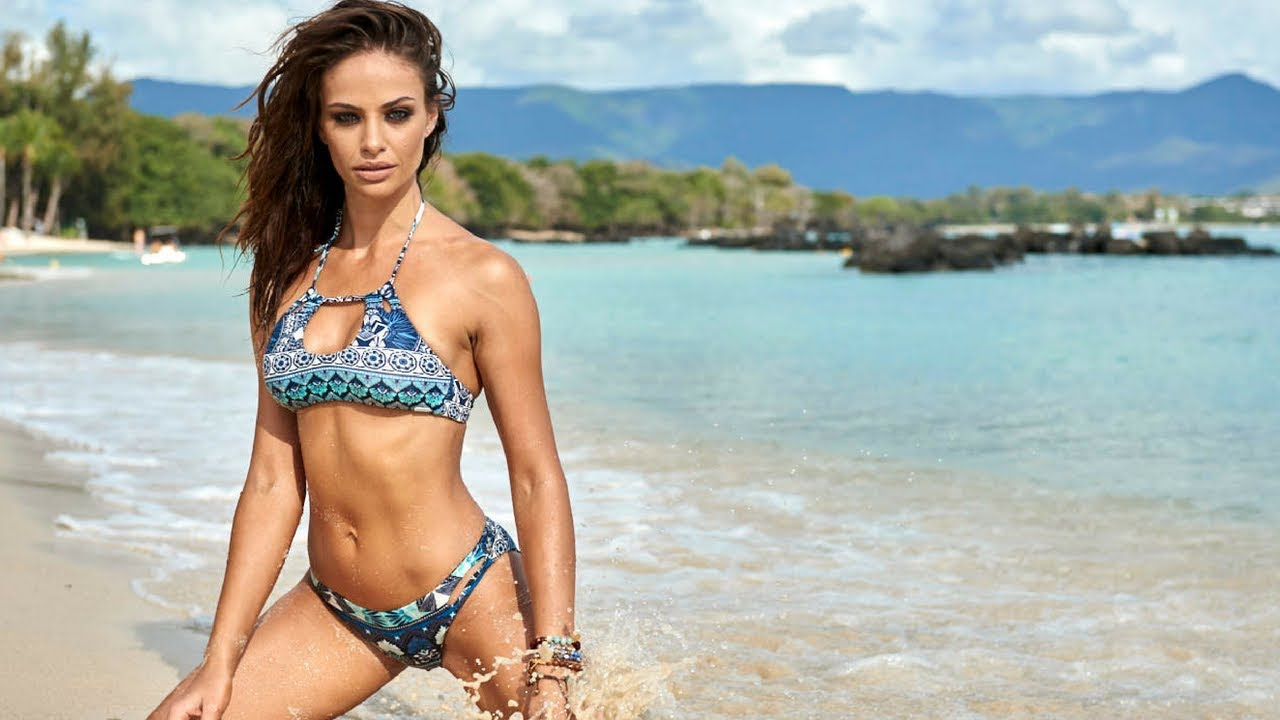 Diese Swimsuit Models strahlen absolute Schönheit aus - Roxy & World Swimsuit
