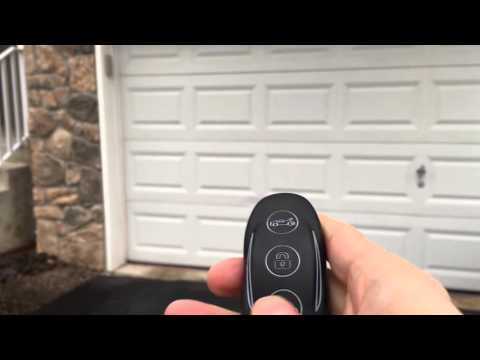 View Summon From Outside - Tesla Model S P85D