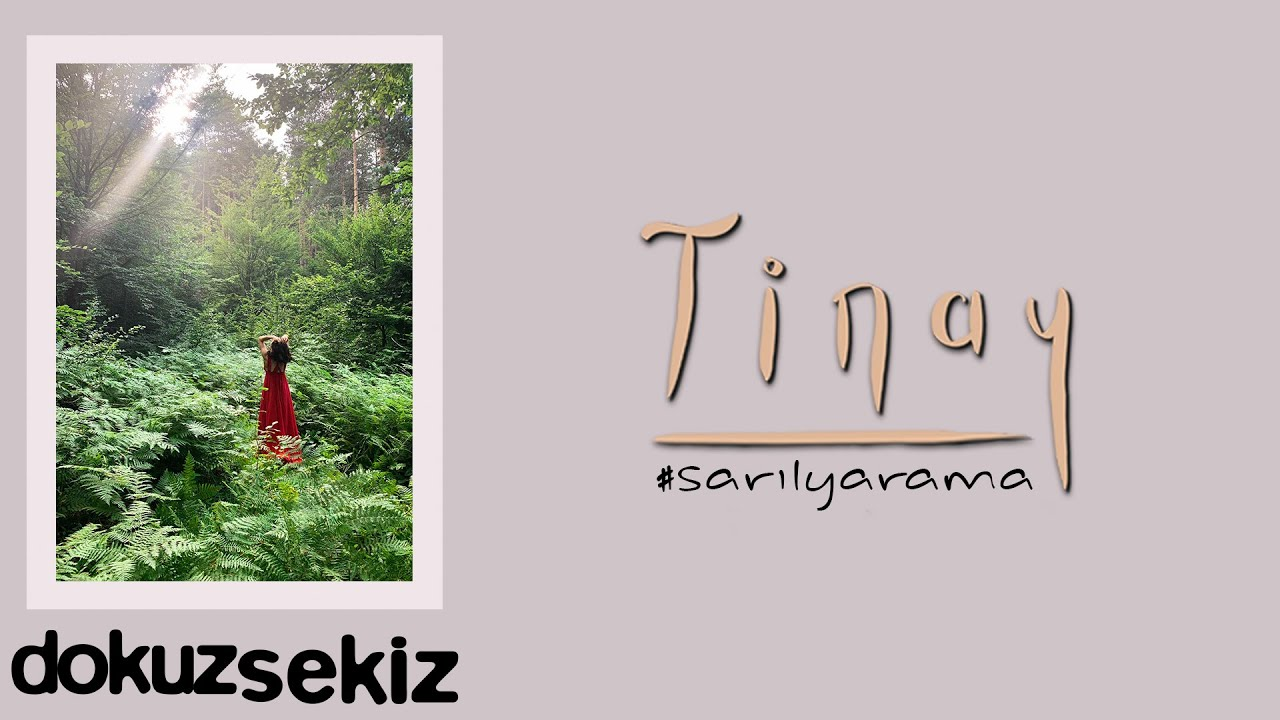 Tinay - Sarıl Yarama (Lyric Video)