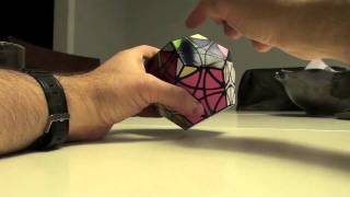 Helicopter Dodecahedron Tutorial Part 3:  Backing the beast into a corner