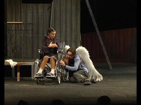 Телеканал ІНТБ: У драмтеатрі готують прем'єру «Вуйцьо з крилами»