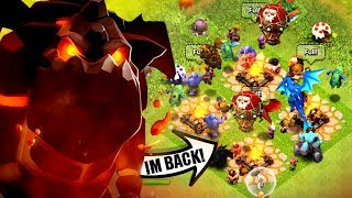 FIRST TIME EVER!........UNLEASH ALL MAX TROOPS! - Clash Of Clans