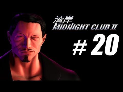 Midnight Club II Walkthrough Part 20: Kenichi