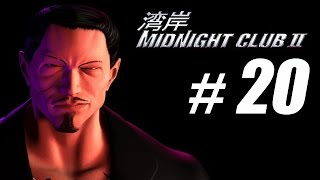 "Midnight Club II Walkthrough Part 20: Kenichi ""Midnight Club 2"" PC Gameplay (HD)"