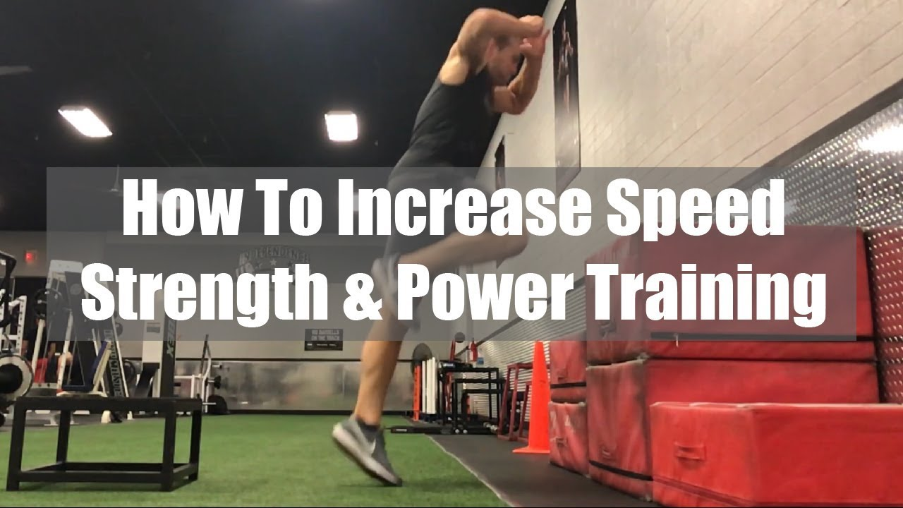 Workouts For Sprinters | Track And Field | ATHLETE X