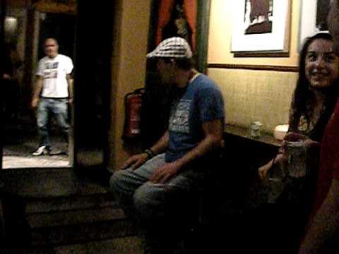 Live music in Bairro Alto
