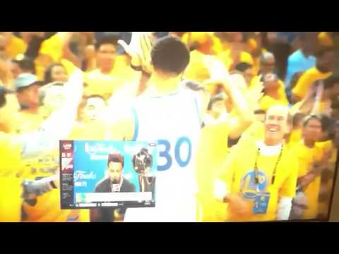 ESPN Closing Montage of The 2014-15 Golden State Warriors