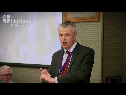 Ian Thompson, Corporate Director of Regeneration and Local Services, Durham County Council