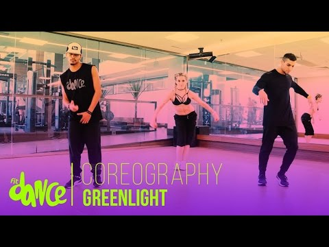Greenlight - Pitbull - Coreografía - FitDance...