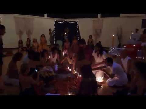 Yoni Puja in Agama Yoga: