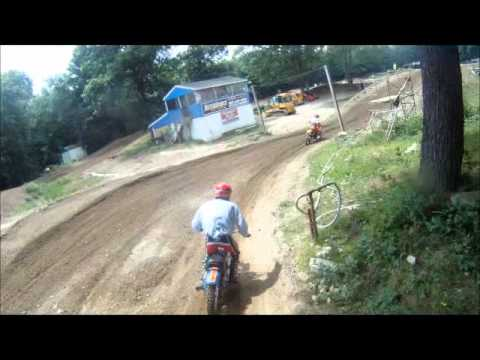 ACR Central village 7-28-2012 pre 75 open age 1st moto