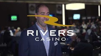 WPTDeepStacks Tours Rivers Casino Pittsburgh with VP of Gaming Andre Barnabei