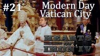 HoI4 - Modern Day Mod - Vatican City - Part 21