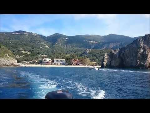 Corfu Island Greece  (Tour & Travel guide)  Kerkyra, Paxoi, Ereikousa, Sivota, Vidos