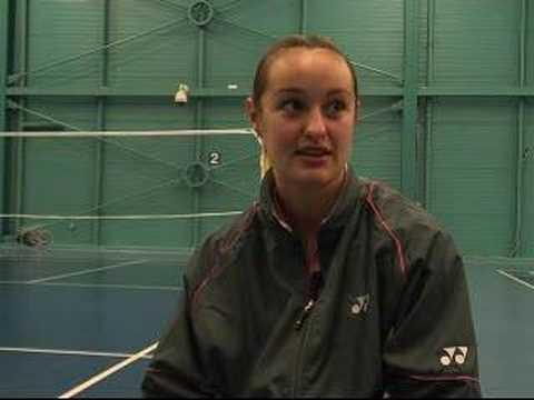 Susan Hughes Scottish Badminton - The Herald videos