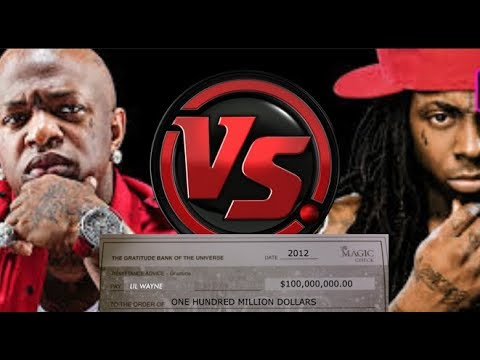 Birdman CLAIMS He Gave Lil Wayne $100000000 MILLION In One Check, What You Think? Allegedly