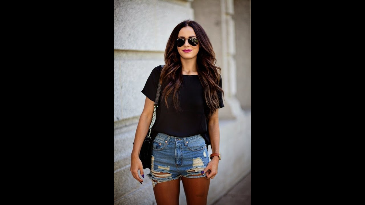 Simple casual spring summer outfits ideas 1