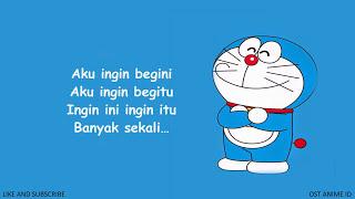 Bikin Kangen!! Ini dia Lagu Pembuka Doraemon Jadul versi Indonesia (Lirik HD)