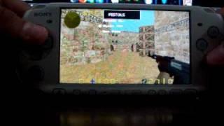 Counter Strike no PSP