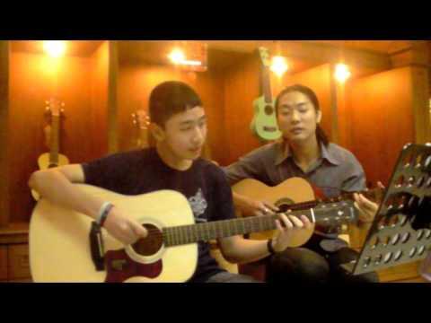 Sky Music บางแค (สอนกีต้าร์ อูคู เบส อื่นๆ 400บาท/เดือน ) - มิกซ์ ( หมอกหรือควัน )