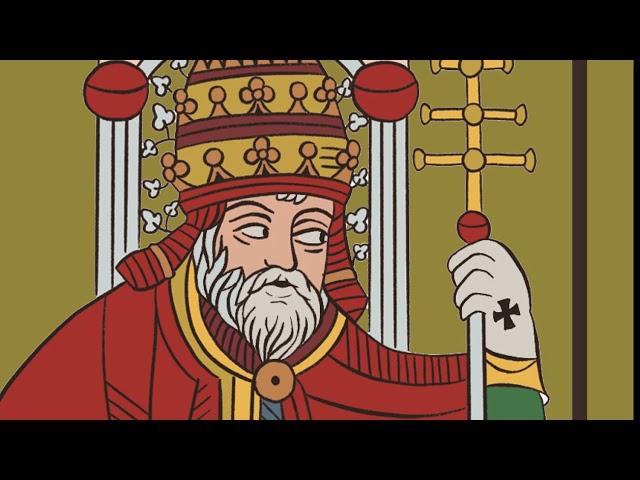 documental El Papa Silvestre y el Papa del Tarot
