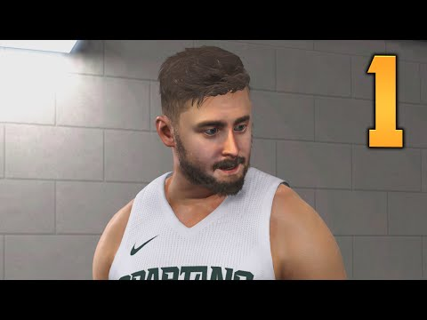 "NBA 2K17 My Career Gameplay Walkthrough - Part 1 ""THE KING IS THE PREZ!"" (Let's Play, Playthrough)"