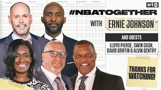 Racism, Police Brutality & Our Shared Responsibility To Drive Change #NBATogether