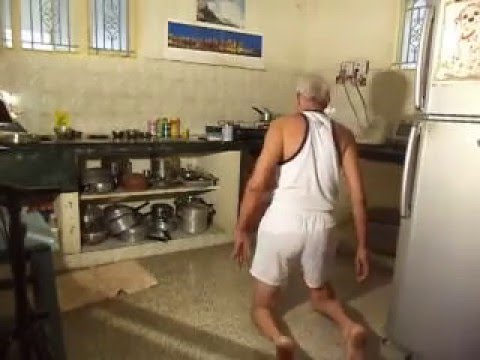 Kitchen yoga roots out obesity, asthma,arthritis