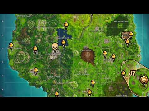 Season 4 Week 3 CHEAT SHEET SHOWS WHERE ALL YIUR CHALLENGES ARE AT !!!!