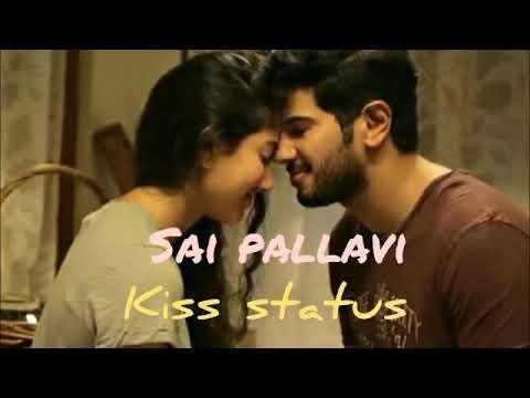 Sai Pallavi Romantic Kiss scene