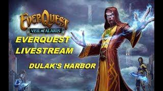 LET'S PLAY EVERQUEST - Dulak's Harbor - Legacy of Ykesha(1080P)