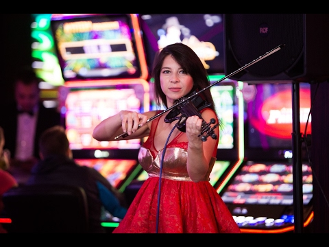 Alexandra Violin - Sex Bomb (Tom Jones cover Win Bet Gaming Club)