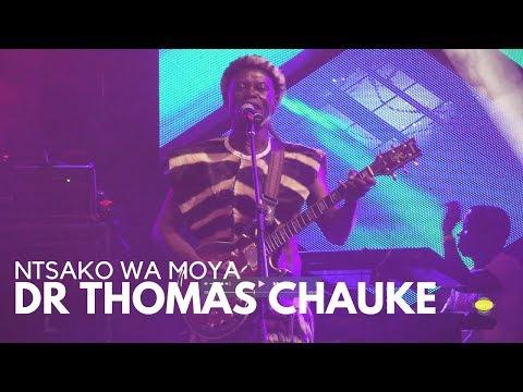 DR THOMAS CHAUKE-NTSAKO WA MOYA (LIVE @ MUPUNGUBWE ARTS FESTIVAL 2017)
