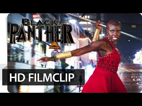 BLACK PANTHER - Filmclip: So primitiv!   Marvel HD